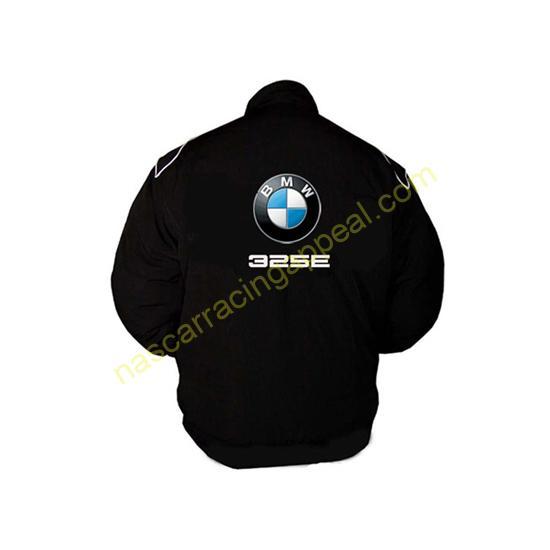 BMW 325E Racing Jacket Black