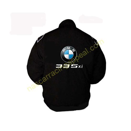 BMW 335xi Racing Jacket Black