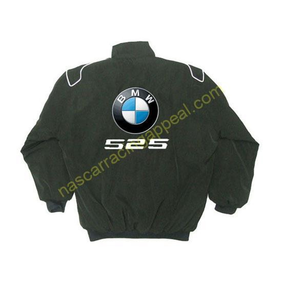 BMW 525 Racing Jacket Black