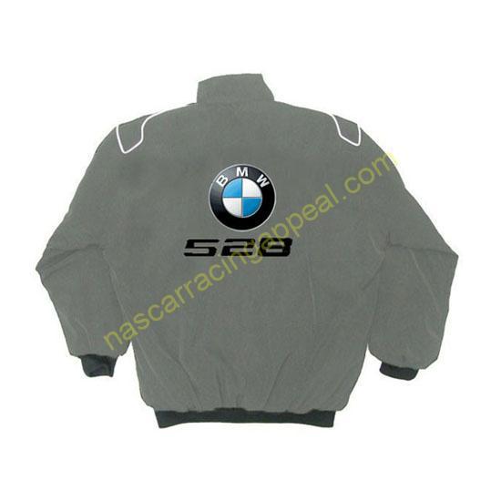 BMW 528 Racing Jacket Dark Gray Draft