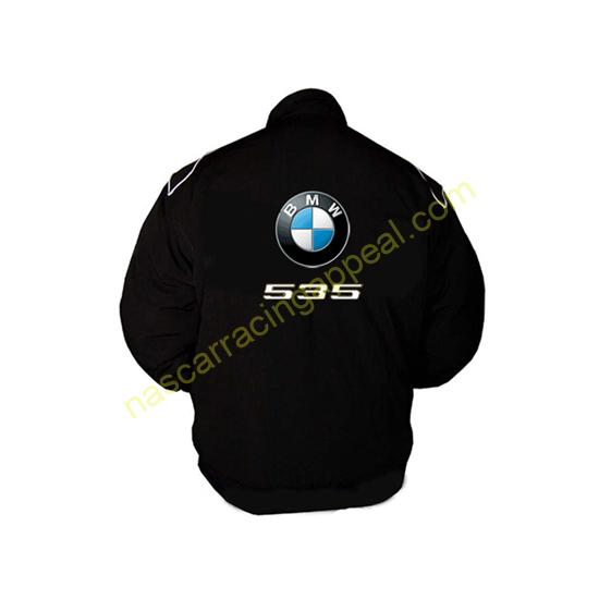 BMW 535 Racing Jacket Black