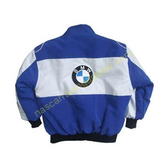 BMW Formula-1 Blue and White