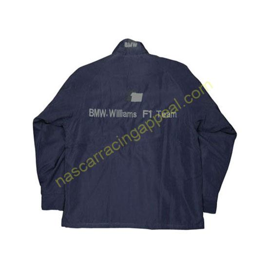 BMW HP Castrol Blue Jacket New
