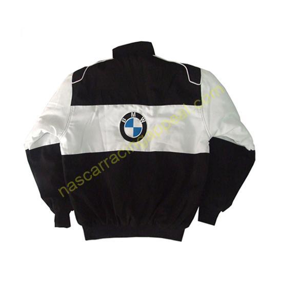 BMW HP Invent Castrol Black & White Jacket