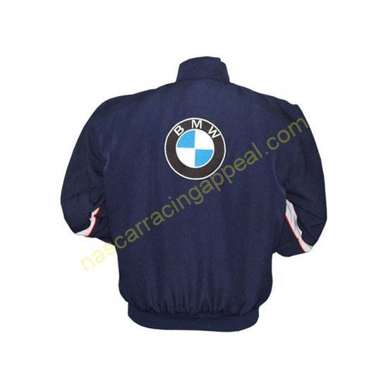BMW Petronas Black Racing Jacket Coat