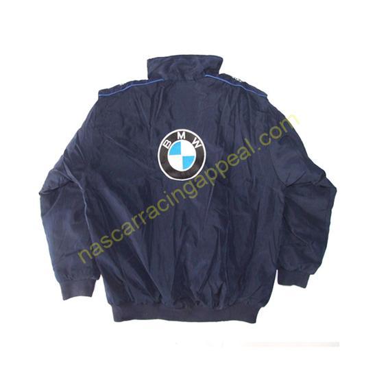 BMW Petronas Intel Dark Blue Racing Jacket