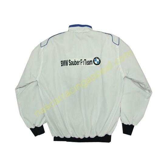 BMW Petronas Williams F1 White Racing Jacket
