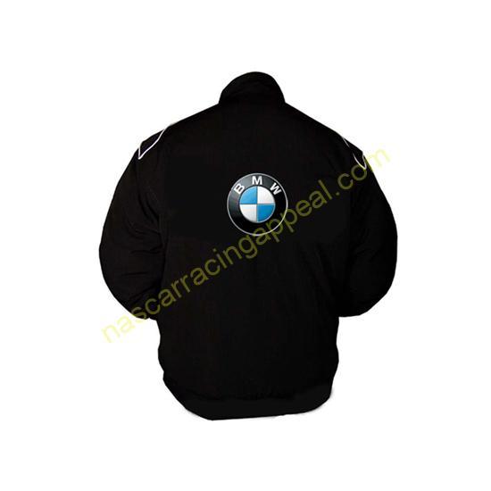 BMW Racing Jacket Black