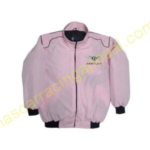 Bentley Racing Jacket Pink
