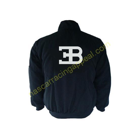 Bugatti EB Racing Jacket Black