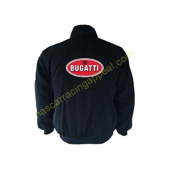 Bugatti Racing Jacket Black