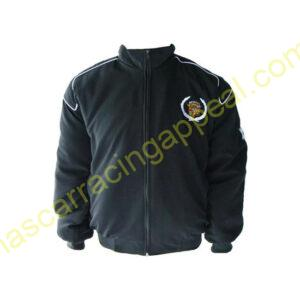 Cadillac Racing Jacket Black