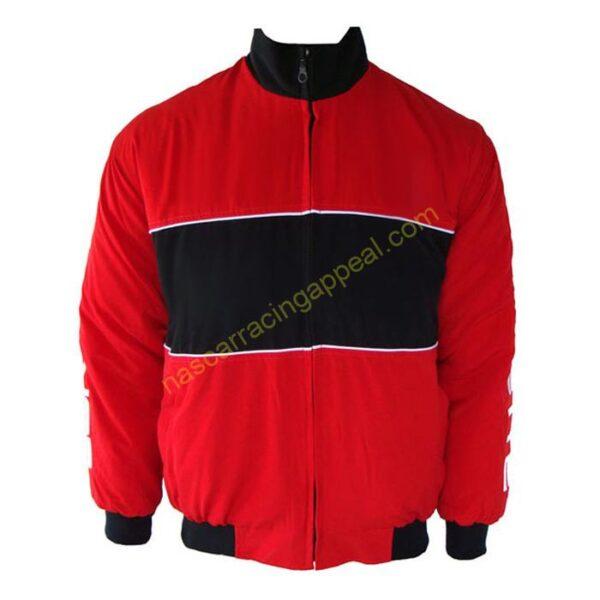 Corvette C5 Red & Black Racing Jacket