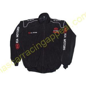 KIA Motors Racing Jacket Black