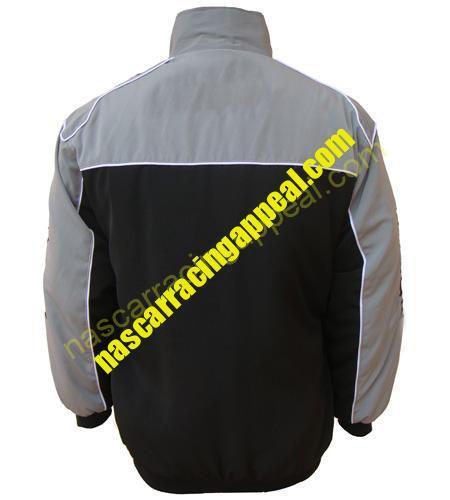 Plain Blank Gray and Black Jacket