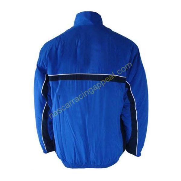Triumph Daytona Racing Jacket Royal Blue