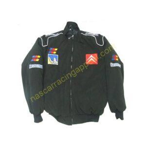 Citroen Black Racing Jacket