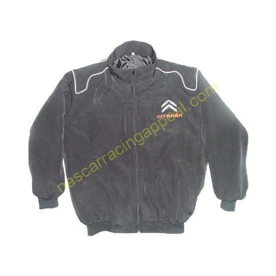 Citroen Racing Jacket Black new