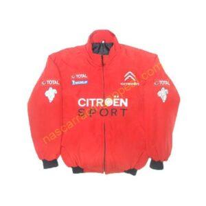 Citroen Racing Jacket Red