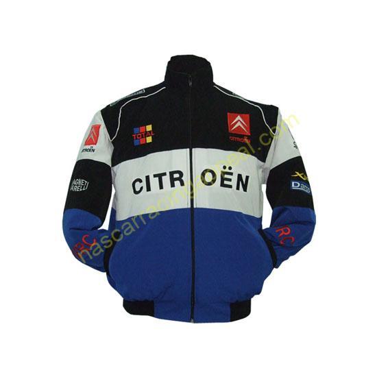 Citroen WRC Racing Jacket