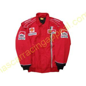Ferrari Racing Team Jacket Red