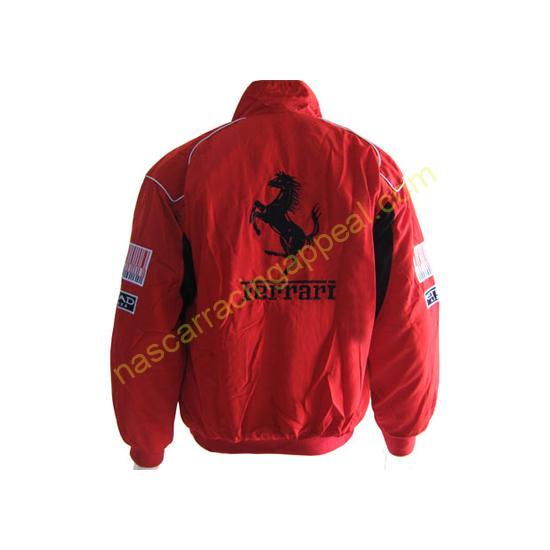 Ferrari Santander F1 Jacket Red