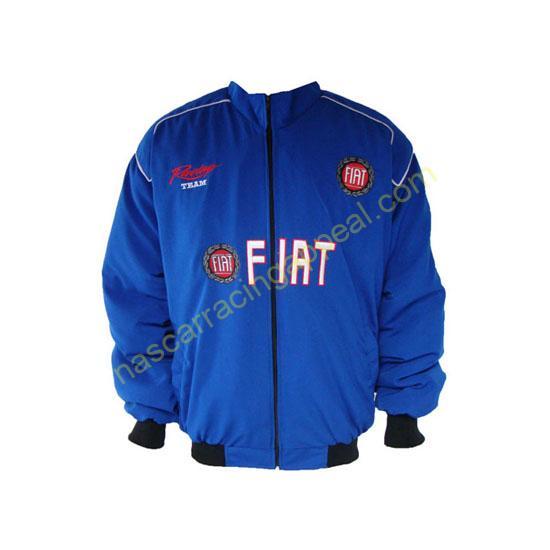 Fiat Racing Team Blue Jacket