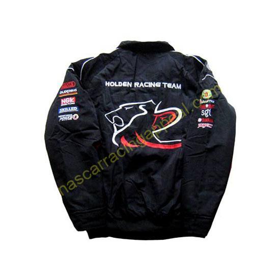 Holden Racing Team Jacket Black