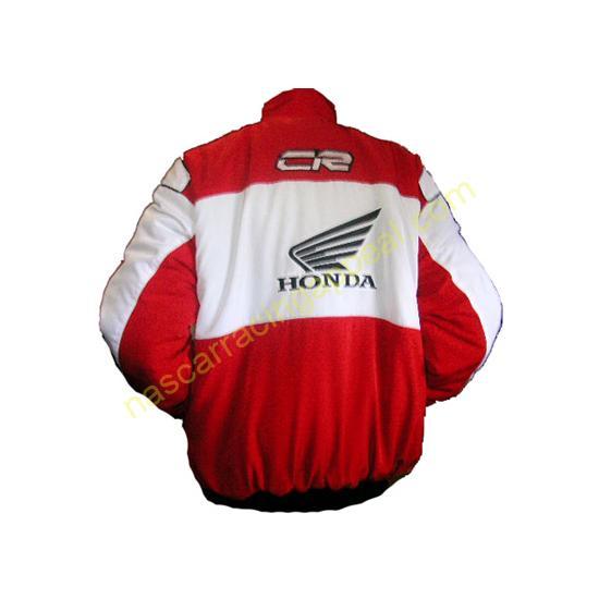 Honda Red & White Jacket