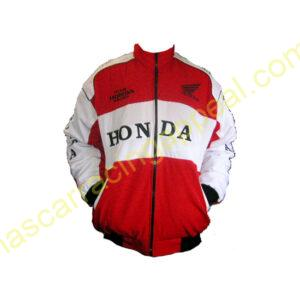 Honda Red & White Jacket