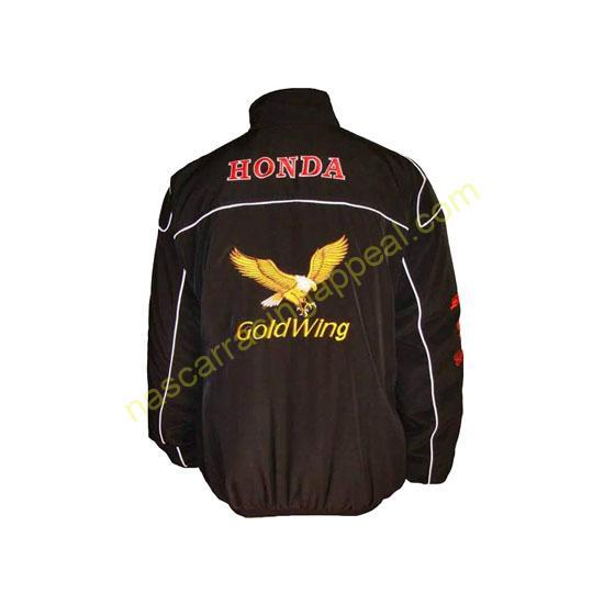 Honda Goldwing Racing Jacket Black