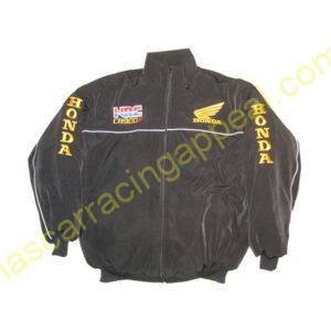 Honda HRC Black Jacket