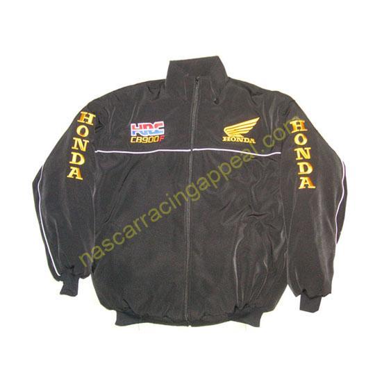Honda HRC Black Jacket