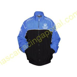Honda Pilot Blue & Black Jacket