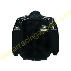 Honda S2000 Racing Jacket Black