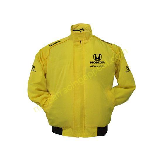 Honda S2000 Yellow Jacket