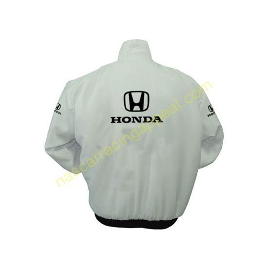 Honda White Jacket