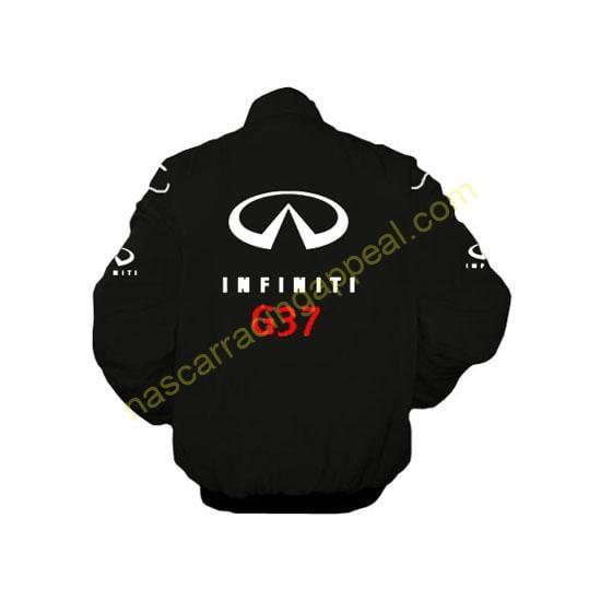 Infiniti G37 Black Racing Jacket