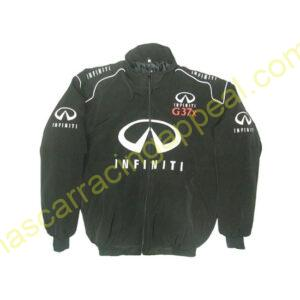 Infiniti G37x Black Racing Jacket