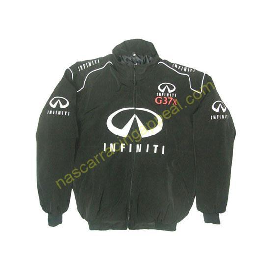 Infiniti G37x Black Racing Jacket