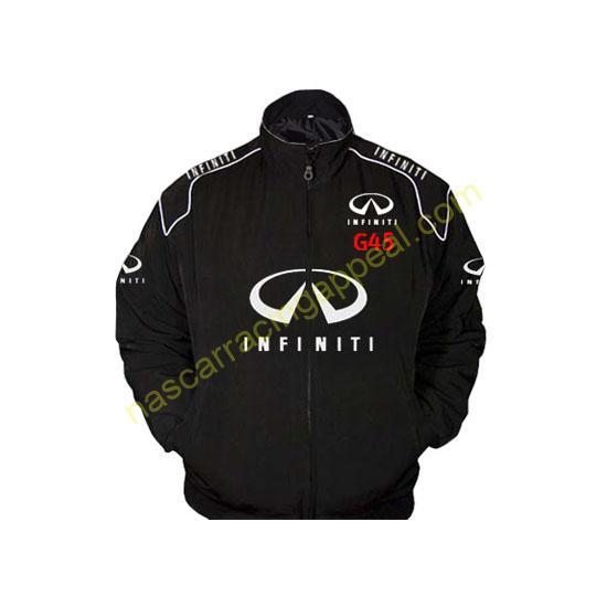 Infiniti G45 Black Racing Jacket