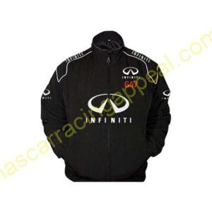 Infiniti G47 Black Racing Jacket