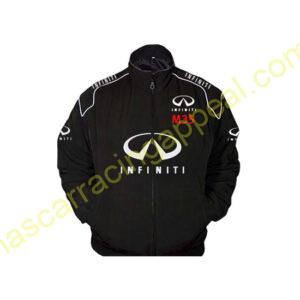 Infiniti M35 Black Racing Jacket
