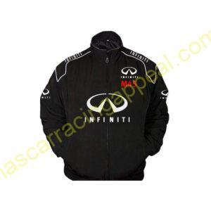 Infiniti M45 Black Racing Jacket