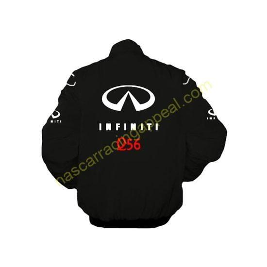 Infiniti Q56 Black Racing Jacket