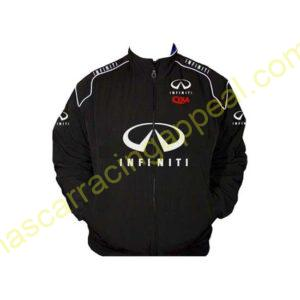 Infiniti QX4 black jacket
