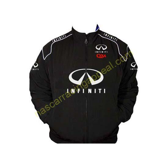 Infiniti QX4 black jacket