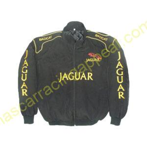 Jaguar Badcat Racing Jacket Black