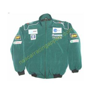 Jaguar Beck's Racing Green jacket