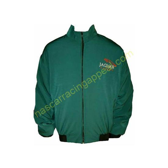 Jaguar F1 Green Racing Jacket